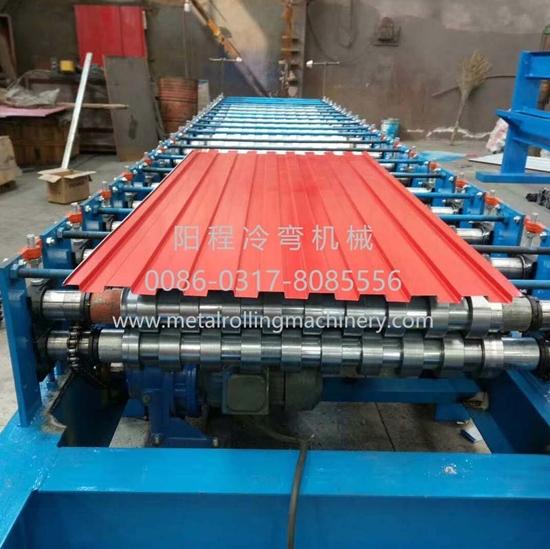What should be Noted before Using Cold Roll Forming Machine Equipment?