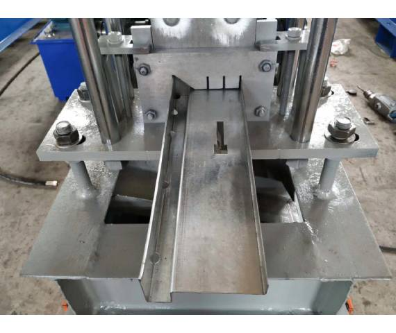 Specially designed steel door frame cold roll forming equipment