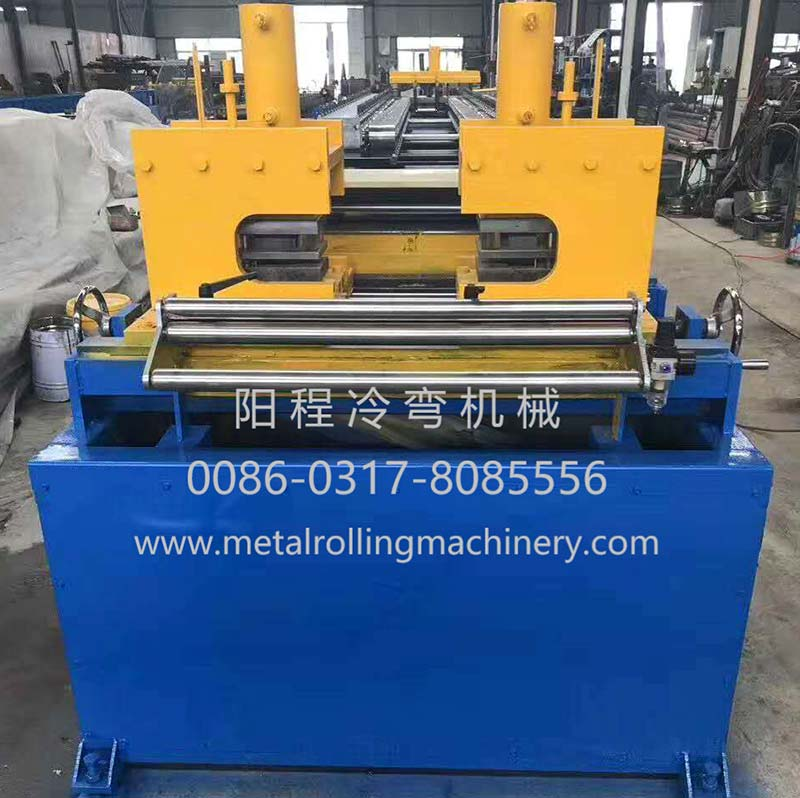 Sandwich Garage Door Panel Roll Forming Line