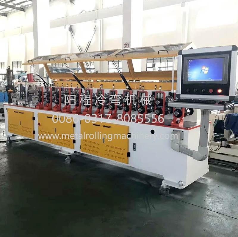 LM C140 Light Gauge Steel Frame Roll Forming Machine with Software