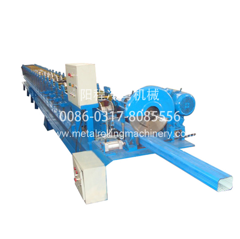 Square Downpipe Roll Forming Machine