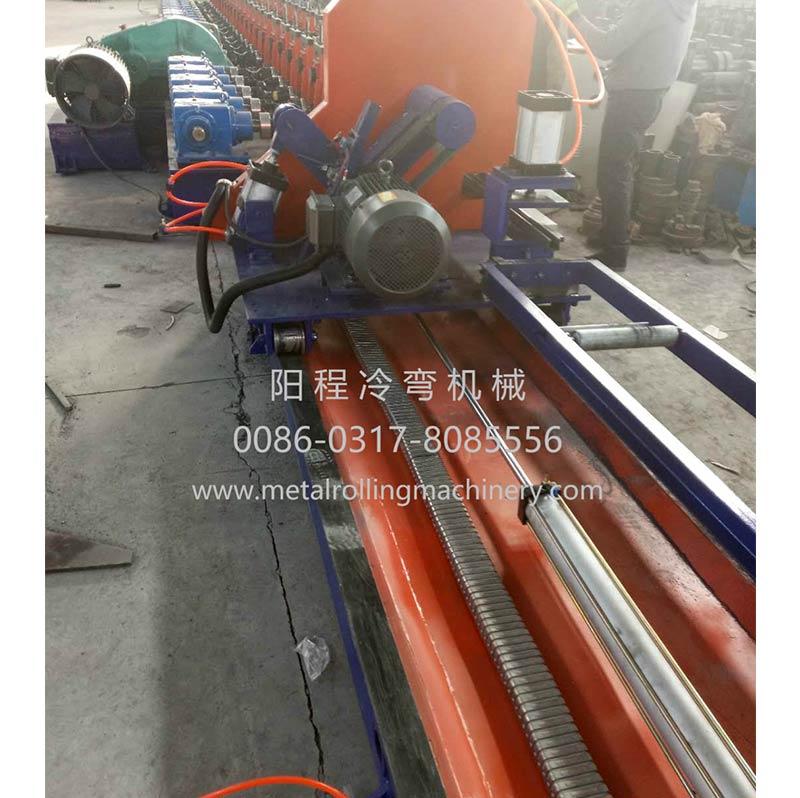 YC 41&21 Perforated Solar Bracket Roll Forming Machine