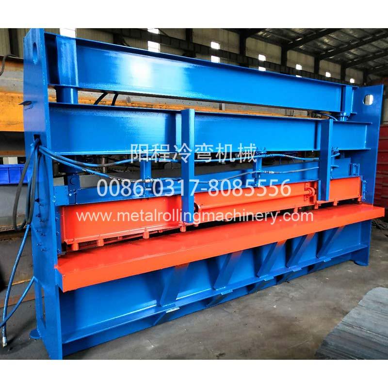 YC 4M-1.0MM Hydraulic Cutting Machine