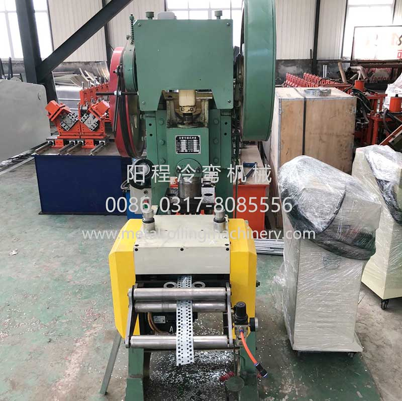 YC 65-Ton Clamp Punching Machine with Auto Feeding Device