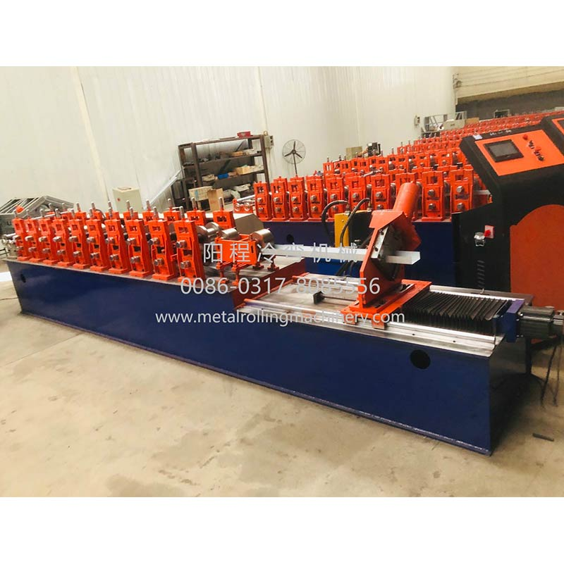 Metal Stud&Track Roll Forming Machine