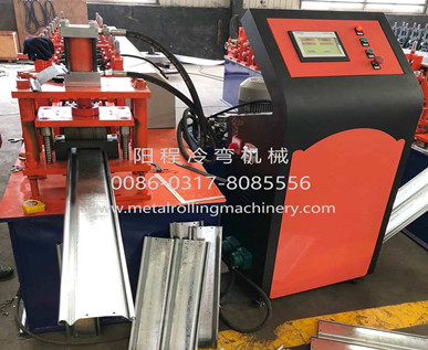 Matters Needing Attention When Disassembling Door Roll Forming Machine