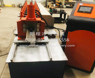 The Introduction to Cold Roll Forming Machine