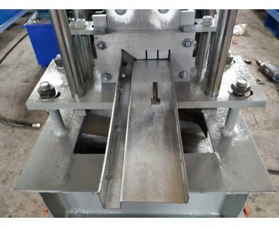 Operation Method of Cold Forming Equipment