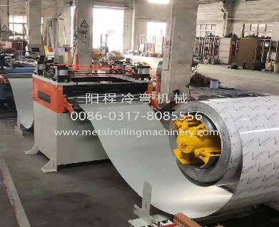 What Are The Structure Types Of Roll Forming Machine?