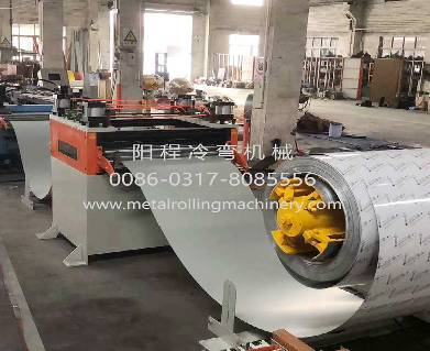 Working Performance Of Roll Forming Machine