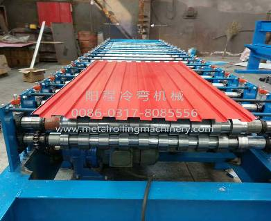 Roll Forming Machine Uses 11 Key Processes